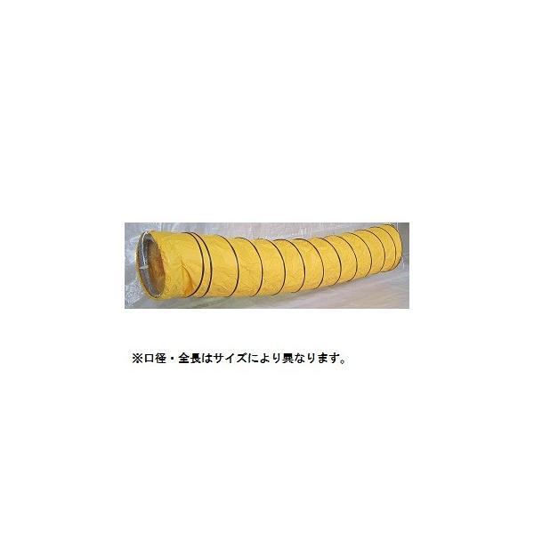乾燥機排風ダクト φ330×3.5m