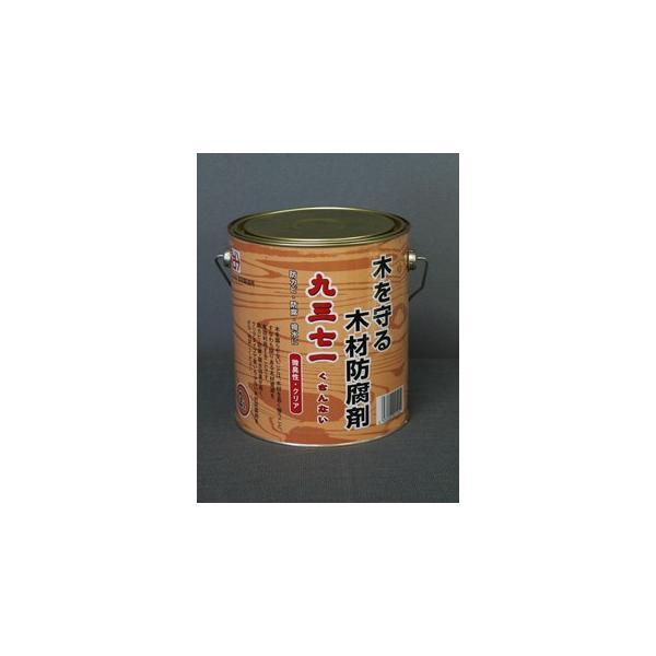 木材防腐剤 九三七一 2L