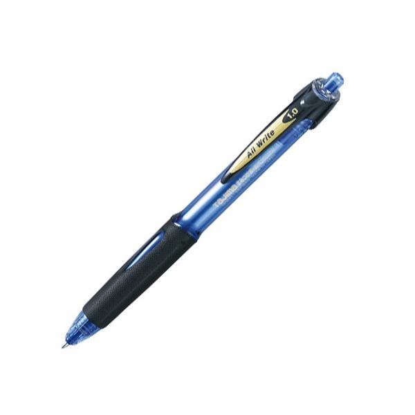 タジマ(TJMデザイン) すみつけボールペン1.0 青   SBP10AW−BLU