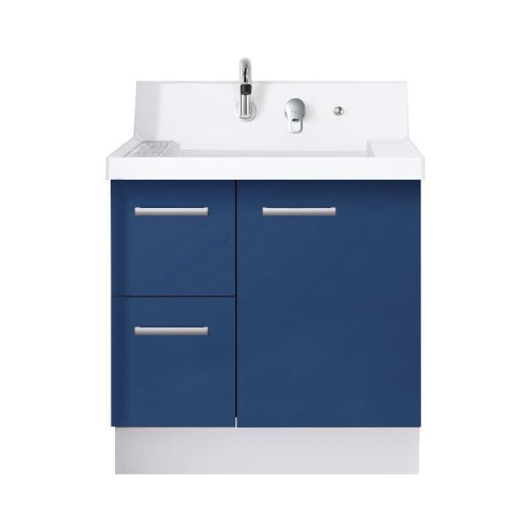 LIXIL INAX 洗面台 K1シリーズ アーバンブルー K1H5−755SY/B12H