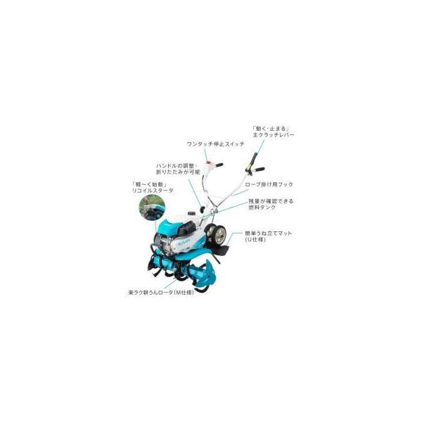 クボタ ミニ耕うん機「菜」 TMS30−M5TUE3Y3−HC
