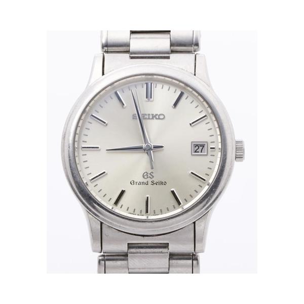 SEIKOグランドセイコー8J56-7000SBGF013腕時計クォーツメンズ正規品稼働品シルバー文字盤デイト