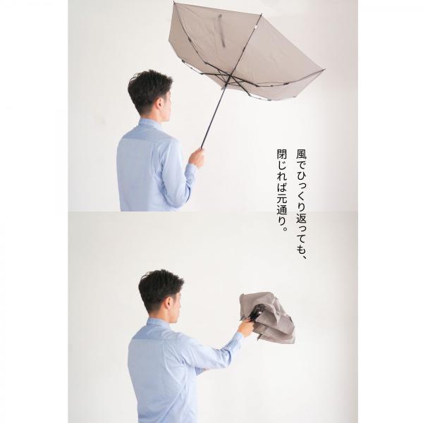 折りたたみ傘 軽量 メンズ レディース コンパクト 超軽量 カーボン 55cm 楽々開閉 超撥水 折り畳み傘|komiya|07