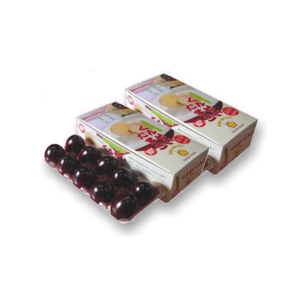 スモークハウスの燻製卵・くんたま(たまご)10個パック×2箱セット「ふくしまプライド。体感キャンペーン(その他)」