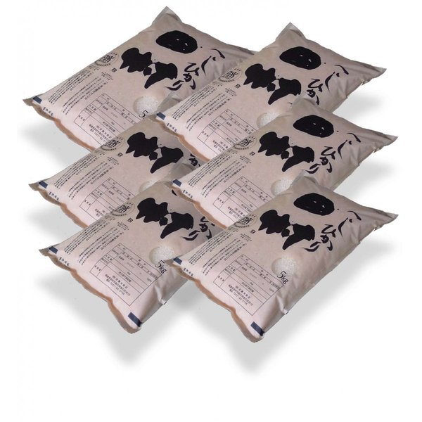 【無洗米】 匠の米「田村コシヒカリ30kg」(5kg×6袋) 令和2年産「ふくしまプライド。体感キャンペーン(お米)」