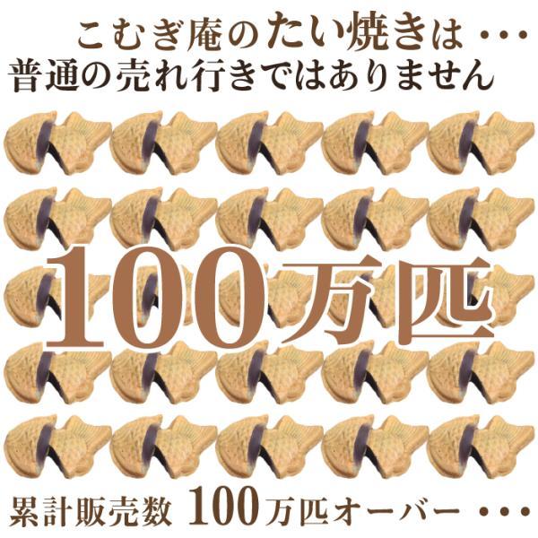 送料無料10個セット 福たい たい焼き たいやき お取り寄せ 宅配たい焼き 和菓子 スイーツ|komugian|02