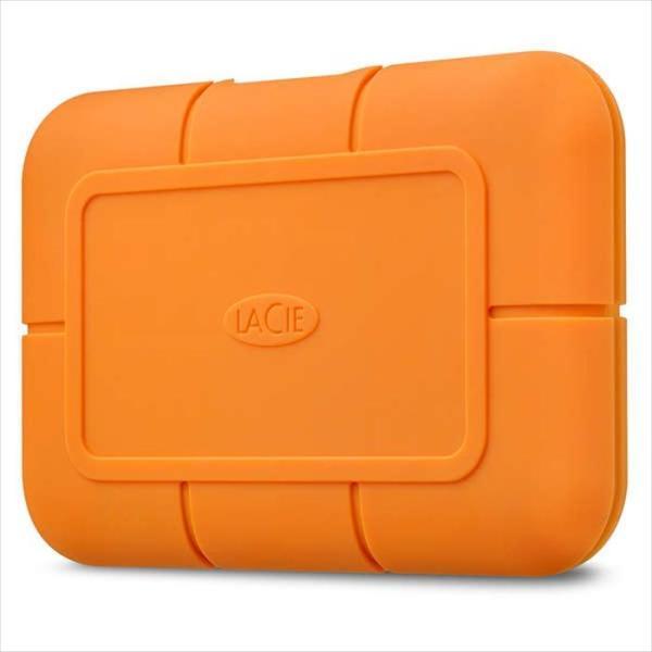 代引不可 LaCie Rugged SSD 500GB USB3.1 950MB/s 映像 超高速転送 防水 防塵 耐衝撃 エレコム STHR500800|konan|04