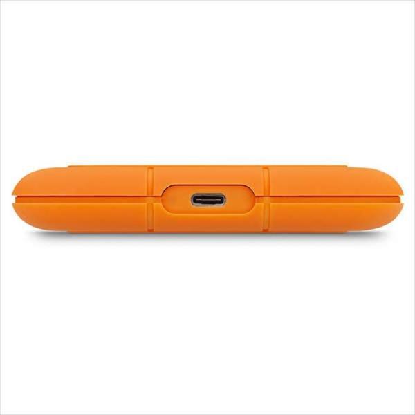 代引不可 LaCie Rugged SSD 500GB USB3.1 950MB/s 映像 超高速転送 防水 防塵 耐衝撃 エレコム STHR500800|konan|05