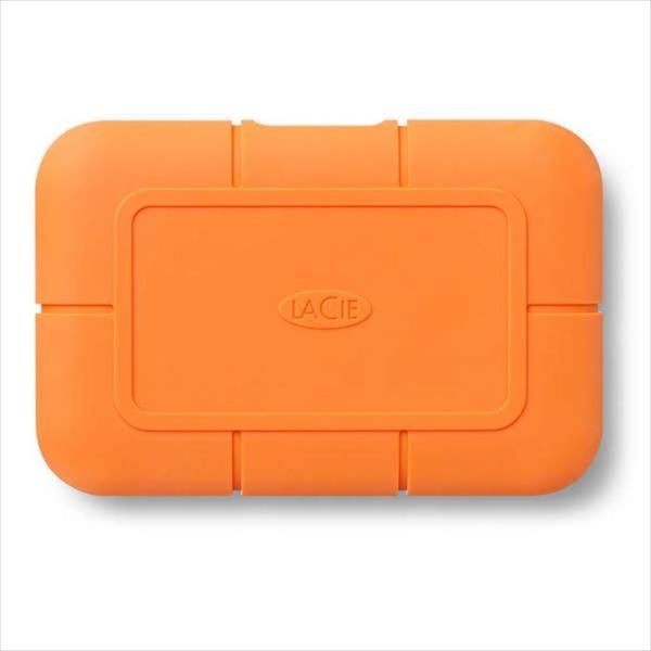 代引不可 LaCie Rugged SSD 500GB USB3.1 950MB/s 映像 超高速転送 防水 防塵 耐衝撃 エレコム STHR500800|konan|06