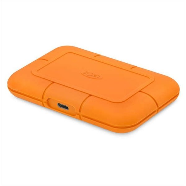 代引不可 LaCie Rugged SSD 1TB USB3.1 950MB/s 映像 超高速転送 防水 防塵 耐衝撃 エレコム STHR1000800|konan