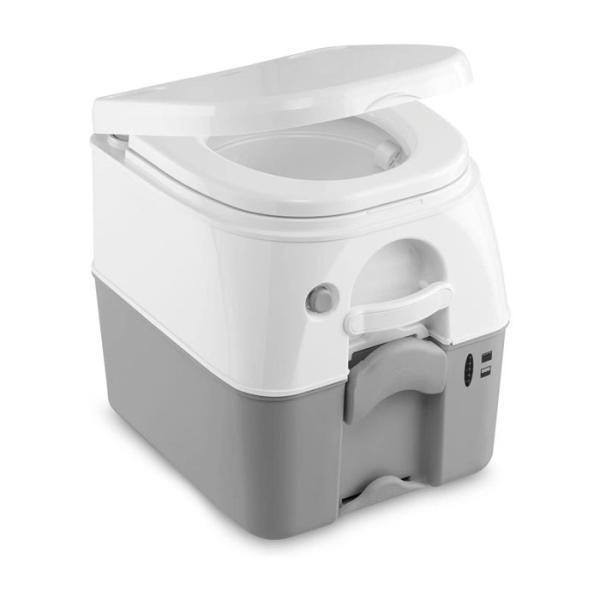 あすつく ポータブルトイレ 976L 持ち運びできる軽量トイレ 水洗 キャンピングカー 災害時にも活躍 DOMETIC OUTDOOR