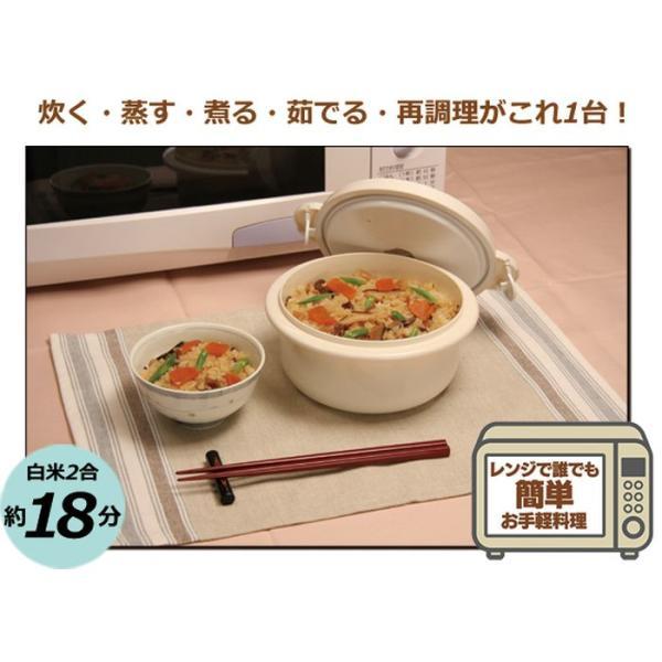 炊く・蒸す・煮る・茹でる・再調理がこれ1台! らくらくクッキング 富士パックス h680|konan