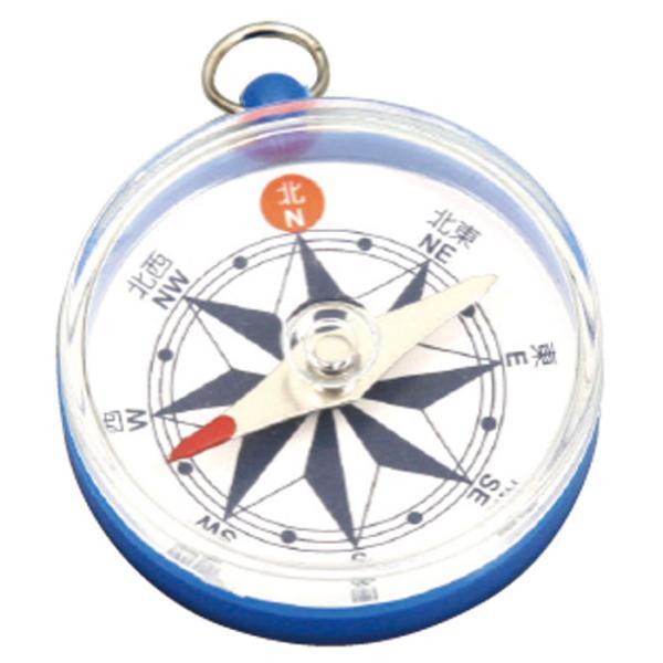 方位磁石 小 方位磁針 磁針 コンパス 磁気コンパス 羅針盤 登山 オリエンテーリング 方位確認 道具 アーテック 2650|konan