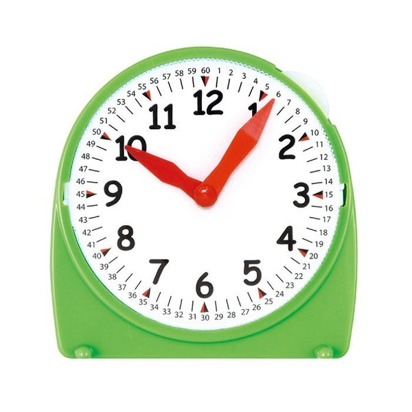 おもちゃ 玩具 オモチャ さんすうとけい 算数時計 知育玩具 知育 学習 学べる 子供 数字 時計 時間 算数 数 アーテック  7962|konan