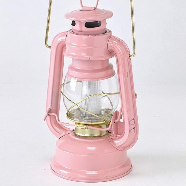 ランタン LED レトロ アウトドア キャンプ LEDランタン PINK ピンク 調光 ライト 電池式 灯り 吊り下げ 置き型 照明 バーベキュー 災害時 緊急時|konan|04