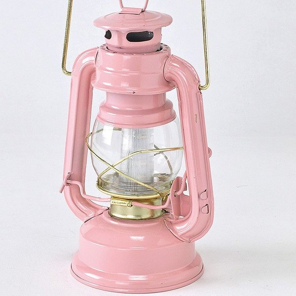 ランタン LED レトロ アウトドア キャンプ LEDランタン PINK ピンク BIG 調光 ライト 電灯 電池式 灯り 吊り下げ 置き型 照明 バーベキュー BBQ 災害時 緊急時|konan|04
