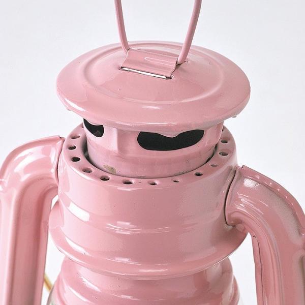 ランタン LED レトロ アウトドア キャンプ LEDランタン PINK ピンク BIG 調光 ライト 電灯 電池式 灯り 吊り下げ 置き型 照明 バーベキュー BBQ 災害時 緊急時|konan|05