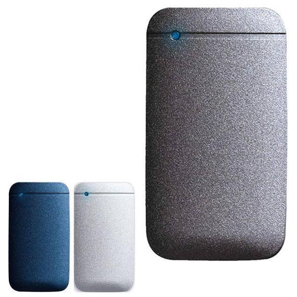 代引不可 USB Type-C 外付けポータブルSSD 250GB TLC搭載 高速データ転送 コンパクト 便利 耐振動 耐衝撃 エレコム ESD-EF0250G|konan