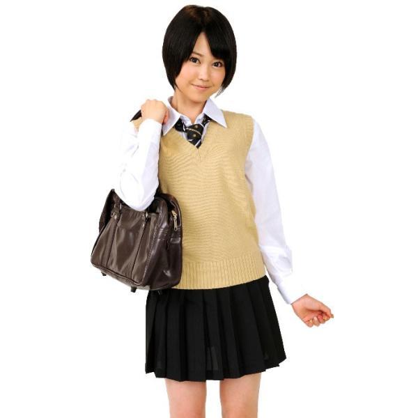 あすつく TEENS EVER 12AW スカート 無地(ブラック)Mサイズ スクールスカート スカート プリーツ 女子 レディース 高校生 中学生 かわいい 4560320846123|konan|03