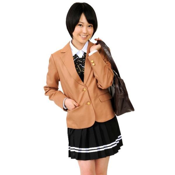 TEENS EVER 12AW スカート(ブラックX白ライン) Mサイズ スクールスカート スカート プリーツ 女子 レディース 高校生 中学生 4560320846147|konan|03