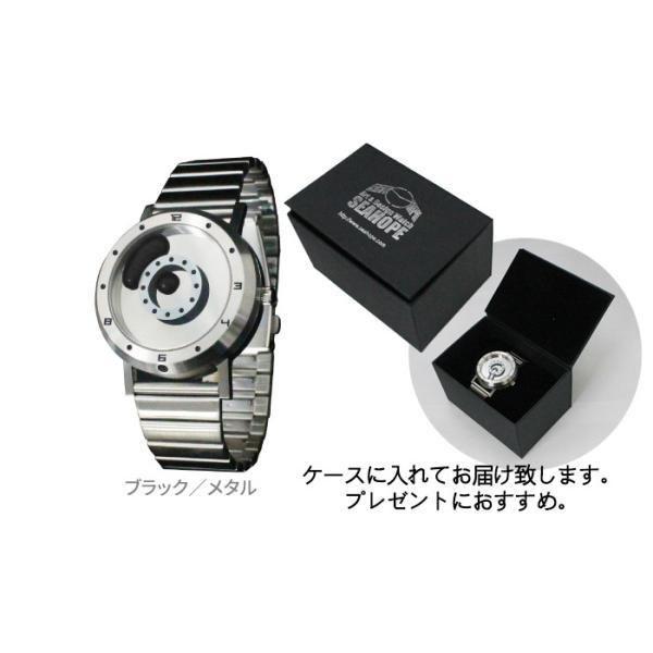 腕時計 LMW LMWatch リキッドメタルウォッチ 液体金属ウォッチ ハンドメイド EleeNo メタル シーホープ LMW-SV-**-M|konan|06