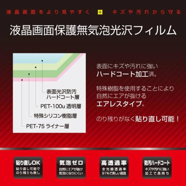 ニンテンドー スイッチ 保護フィルム Nintendo Switch専用 液晶保護フィルム スイッチ本体用保護フィルム 光沢タイプ アローン ALG-NSKF|konan|02
