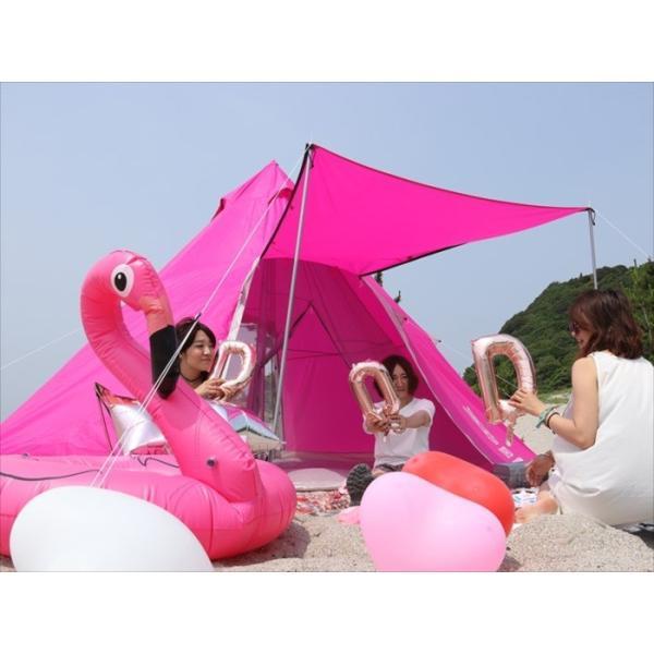 テント・タープポール ドッペルギャンガー 様々なテントやタープに対応するテント・タープ用ポール。 DOD(ディーオーディー) XP-01|konan|08