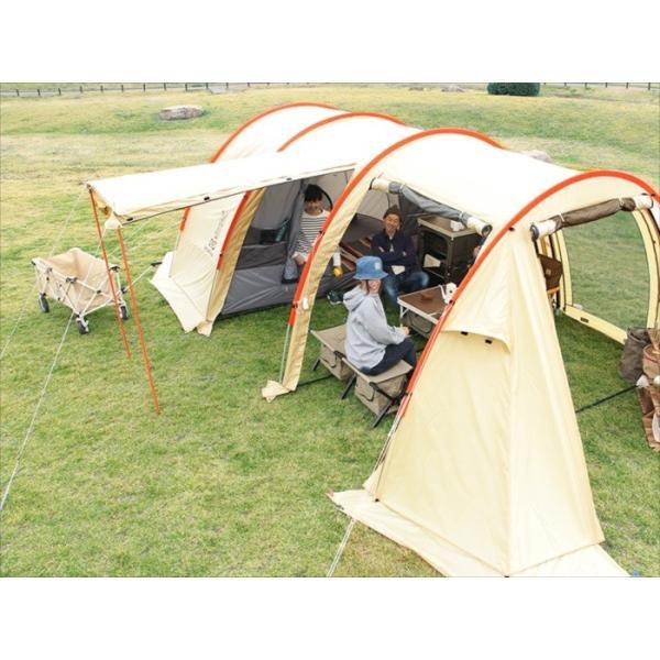 テント・タープポール ドッペルギャンガー 様々なテントやタープに対応するテント・タープ用ポール。 DOD(ディーオーディー) XP-01|konan|09