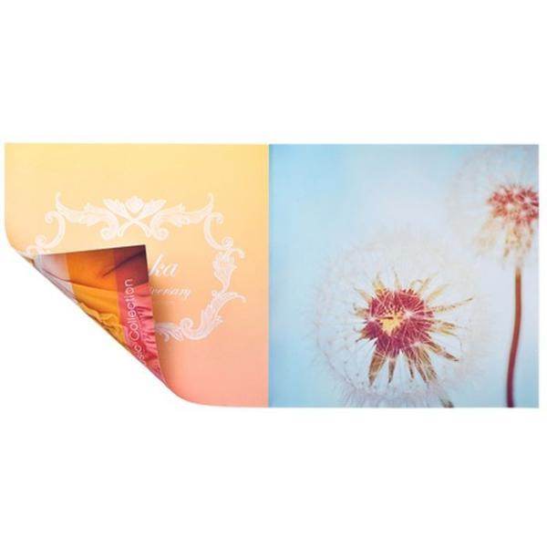 歌詞カードなどに最適なインデックスカード 薄手でお手軽なつやなしマットタイプ 2つ折りインデックスカード(薄手 つやなしマット) サンワサプライ JP-IND8N|konan|03