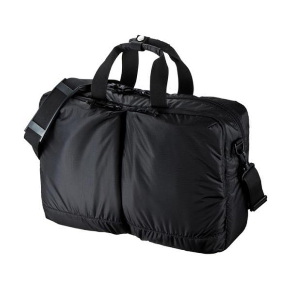超軽量3WAYバッグ サンワサプライ BAG-SN1BK