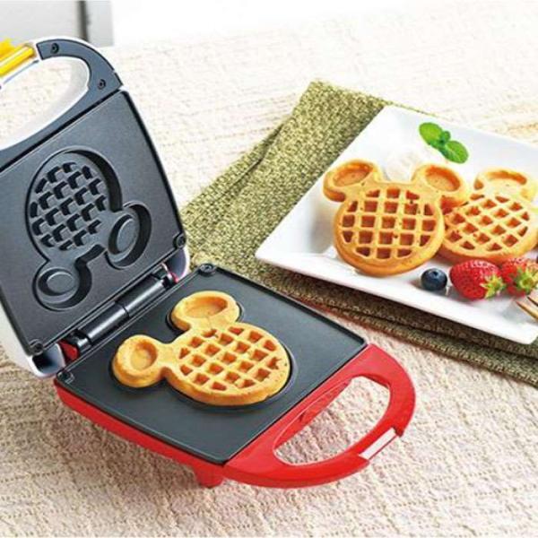 ミッキーマウス ワッフルメーカー ディズニー トースター ホットサンド ギフト  タマハシ MM-211