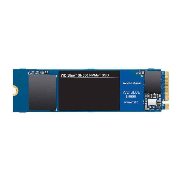 内蔵SSD WD Blueシリーズ M.2 PCIe Gen 3×4 with NVM Express 250GB M.2 2280 Western Digital WDC-WDS250G2B0C