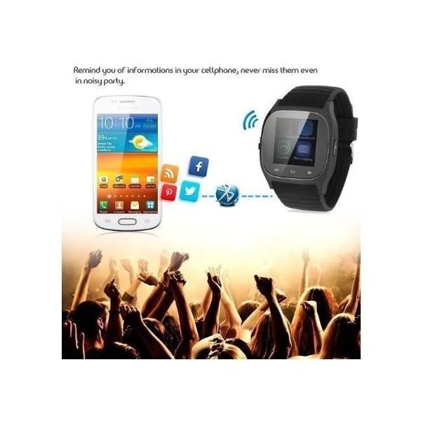 スマートウォッチ Android/iOS 音声通話 置忘れ機能 撮影 メッセージ 音楽 温度計 海抜計 歩数計 防水 格安|konanjp|05