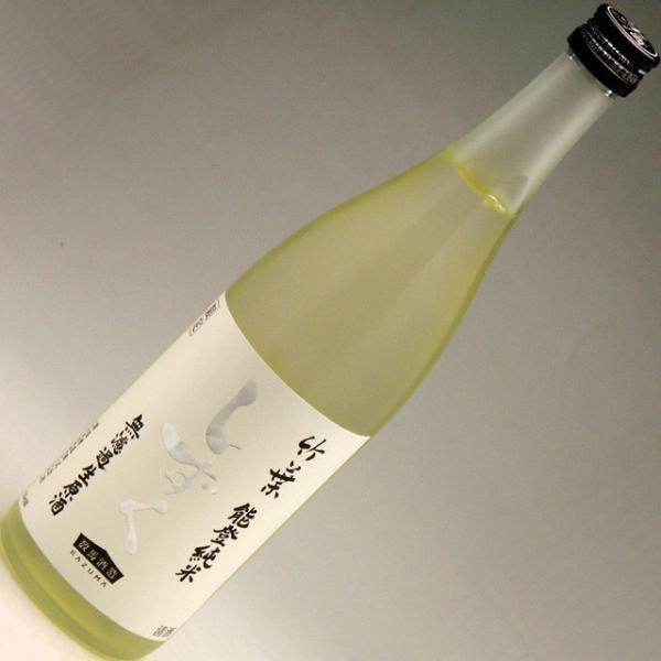 石川県能登で作った酒米『山田錦』で仕込んだ 竹葉 能登純米しずく 720ml|konchikitai