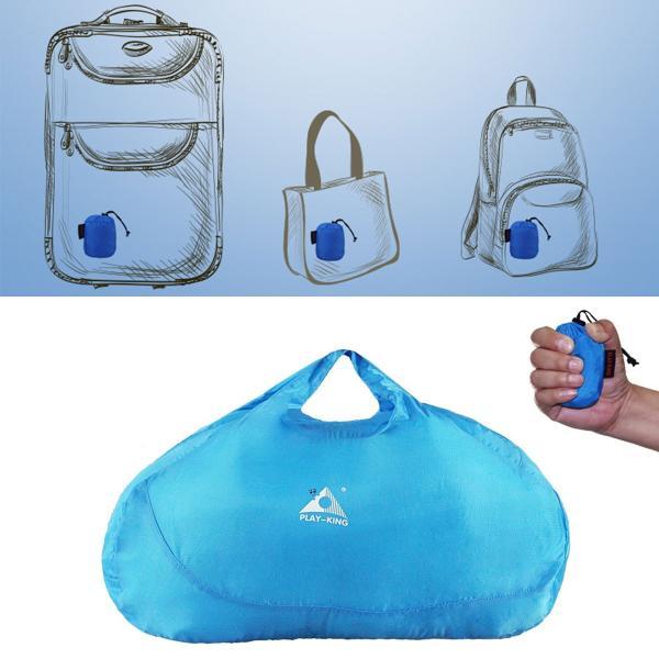 携帯 折りたたみ トートバッグ 旅行 スポーツ エコバッグ ボストンバッグ 防水 ナイロン|konkonya27|05