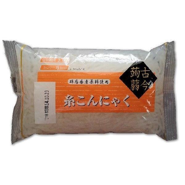 白滝 しらたき 糸こんにゃく 24個セット 国産原料 鍋 すき焼き 肉じゃが等に|konnyaku-jp