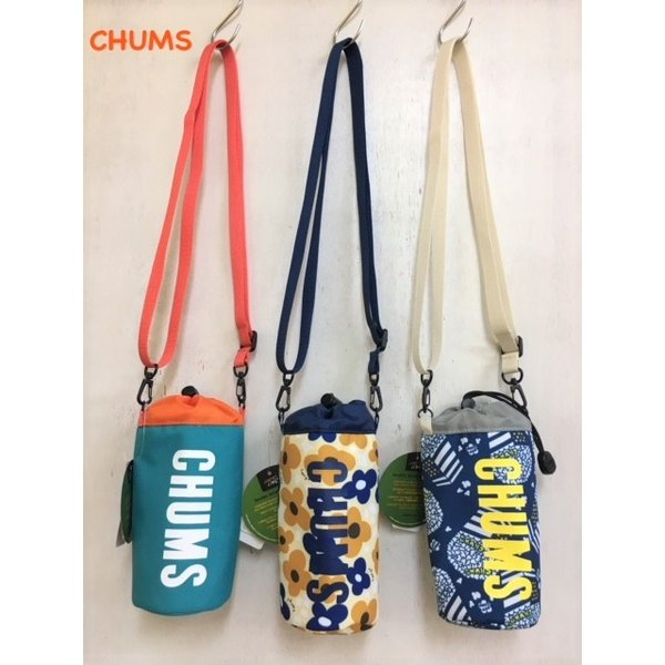 CHUMS / チャムス   Eco Pet Bottle Holder エコペットボトルホルダー(ショルダーバッグ)
