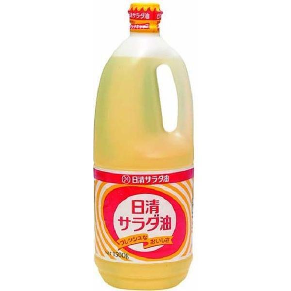*日清調味料★日清業務用サラダ油  1.5L