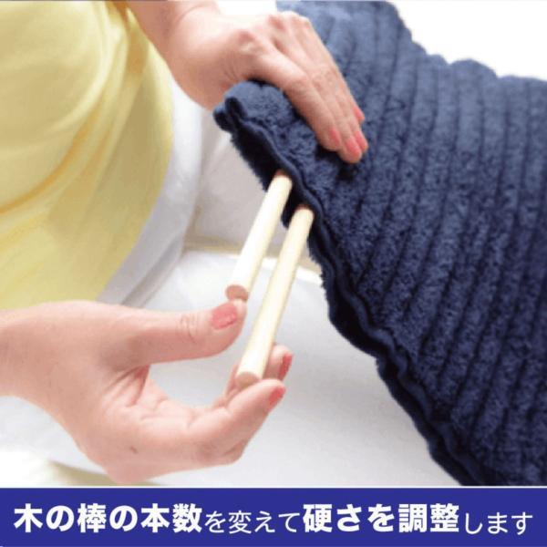 首こり 肩こり ストレートネックでお悩みの方におすすめの枕 コリ吉ロール (ショートタイプ)|koriyoshi-roll|07