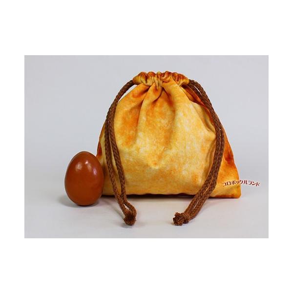 まるでパンみたいなふわふわ巾着(メイプルバター)★本日までポイント5倍