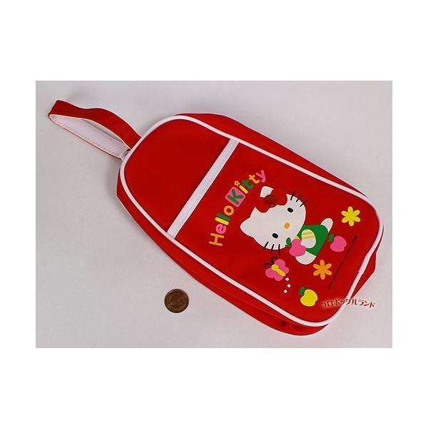 シューズバッグ(キティ・アップル)■ゆうパケット発送OK koromini 05