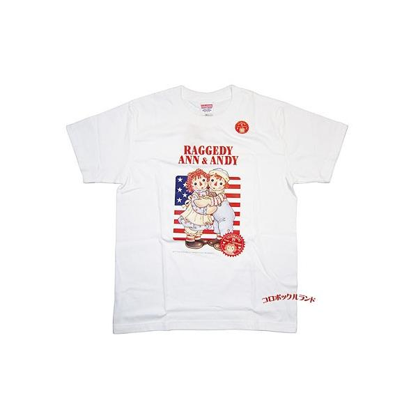 サイン入り95周年記念Tシャツ(星条旗ホワイト)■ゆうパケット発送OK|koromini