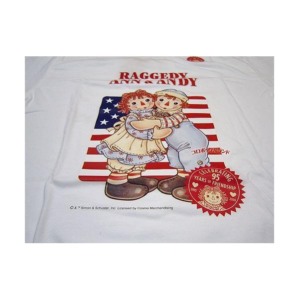 サイン入り95周年記念Tシャツ(星条旗ホワイト)■ゆうパケット発送OK|koromini|02