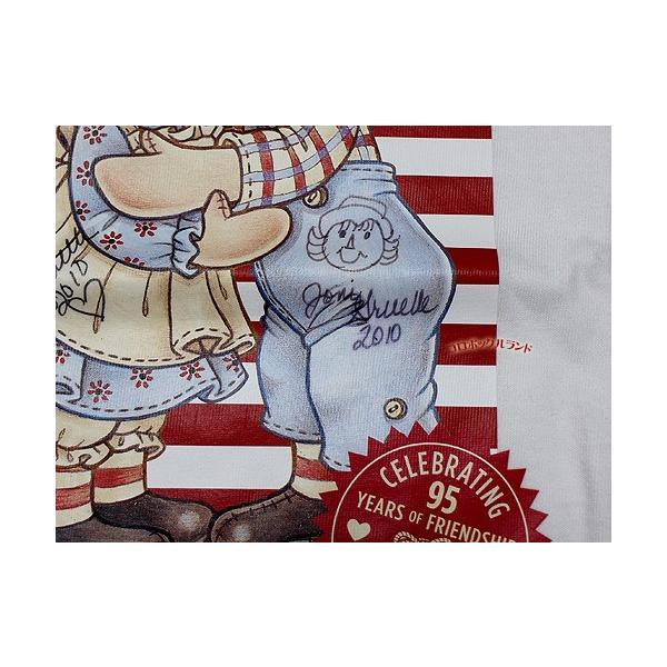 サイン入り95周年記念Tシャツ(星条旗ホワイト)■ゆうパケット発送OK|koromini|04