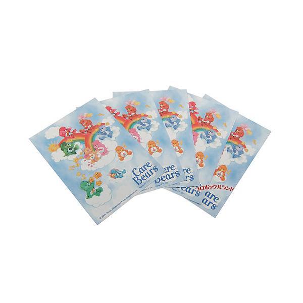ケアベアポストカード(5個セット)■ゆうパケット発送OK|koromini