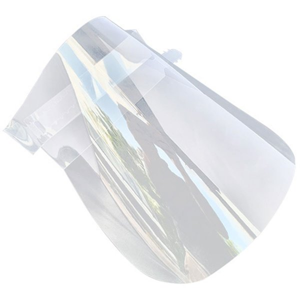 フェイスシールド フェイスガード 5枚セット (1枚あたり298円) 日本製 飛沫防止 透明シールド 新型コロナ対策 ウィルス対策 感染対策 防塵 目を保護|koryo-tirechain|02