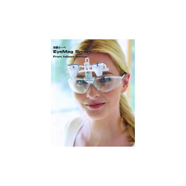 カールツァイス双眼ルーペ Eyemag Smart スポーツフレーム