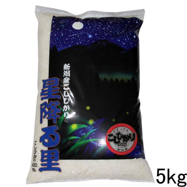 コシヒカリデラックス5kg (5分づき) 令和2年 お米 新潟県産こしひかり 美味しいお米 5kg コシヒカリ5キロ 分づき精米