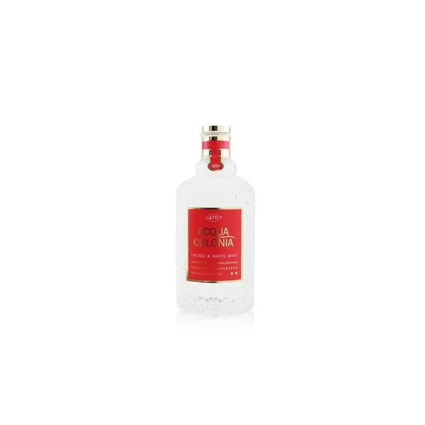 4711香水アクアコロニアライチ&ホワイトミントオーデコロンスプレー170ml