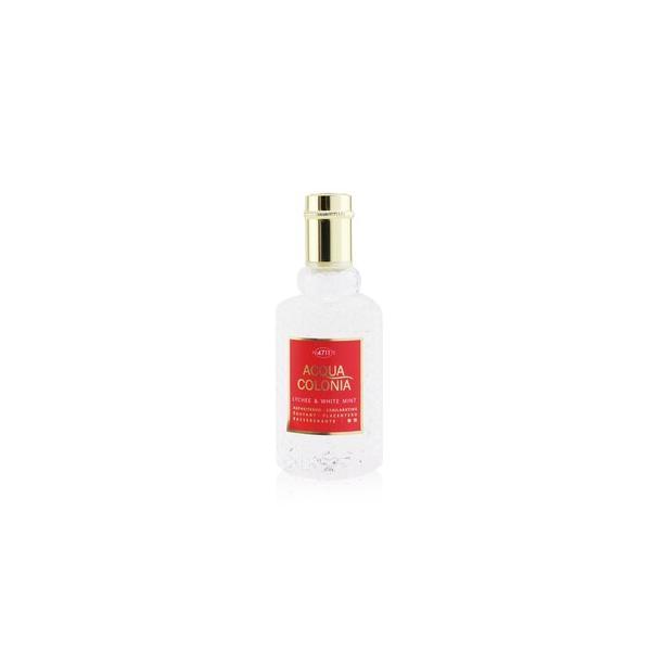 4711香水アクアコロニアライチ&ホワイトミントオーデコロンスプレー50ml